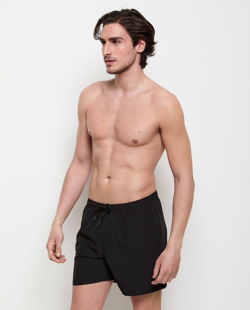 Costume shorts in tinta unita uomo