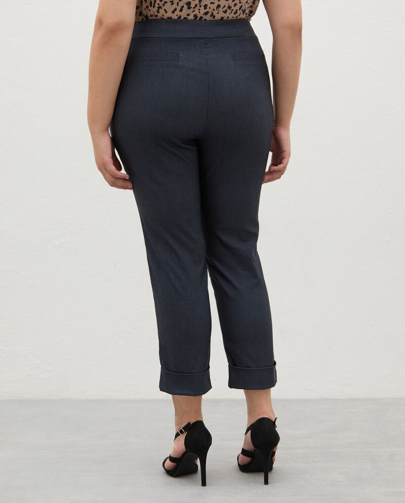 Jeggings tailored Curvy donna single tile 1