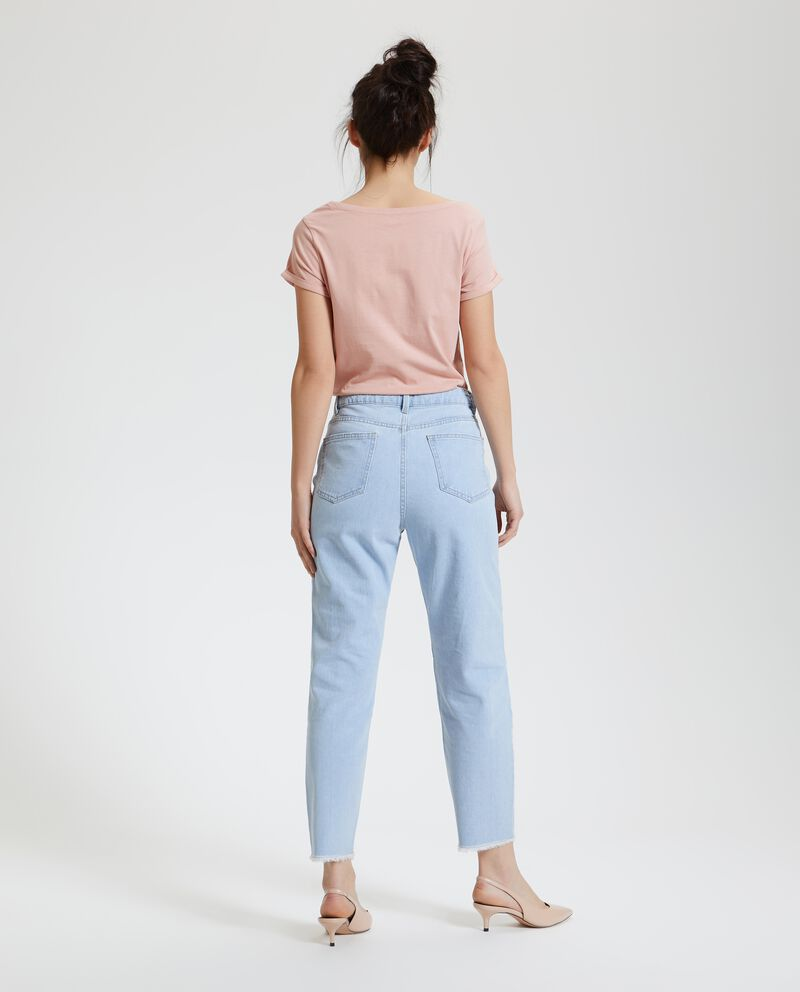 Jeans fit mom donna