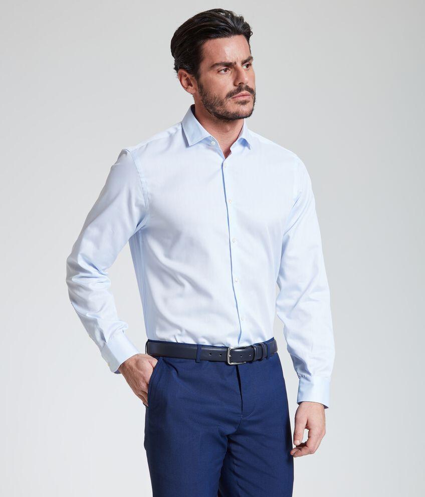 Camicia business uomo puro cotone