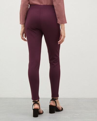 Leggings in polyviscosa donna detail 1