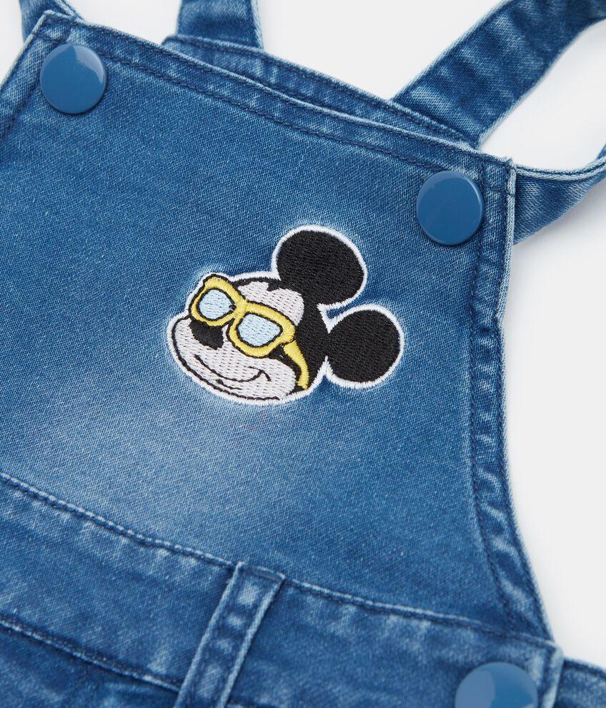Salopette Mickey Mouse neonato