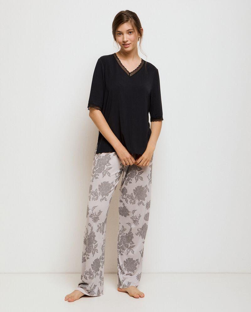 Pantaloni pigiama donna cover