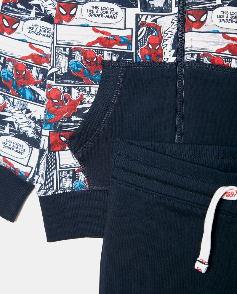 Set jogging Spiderman bambino
