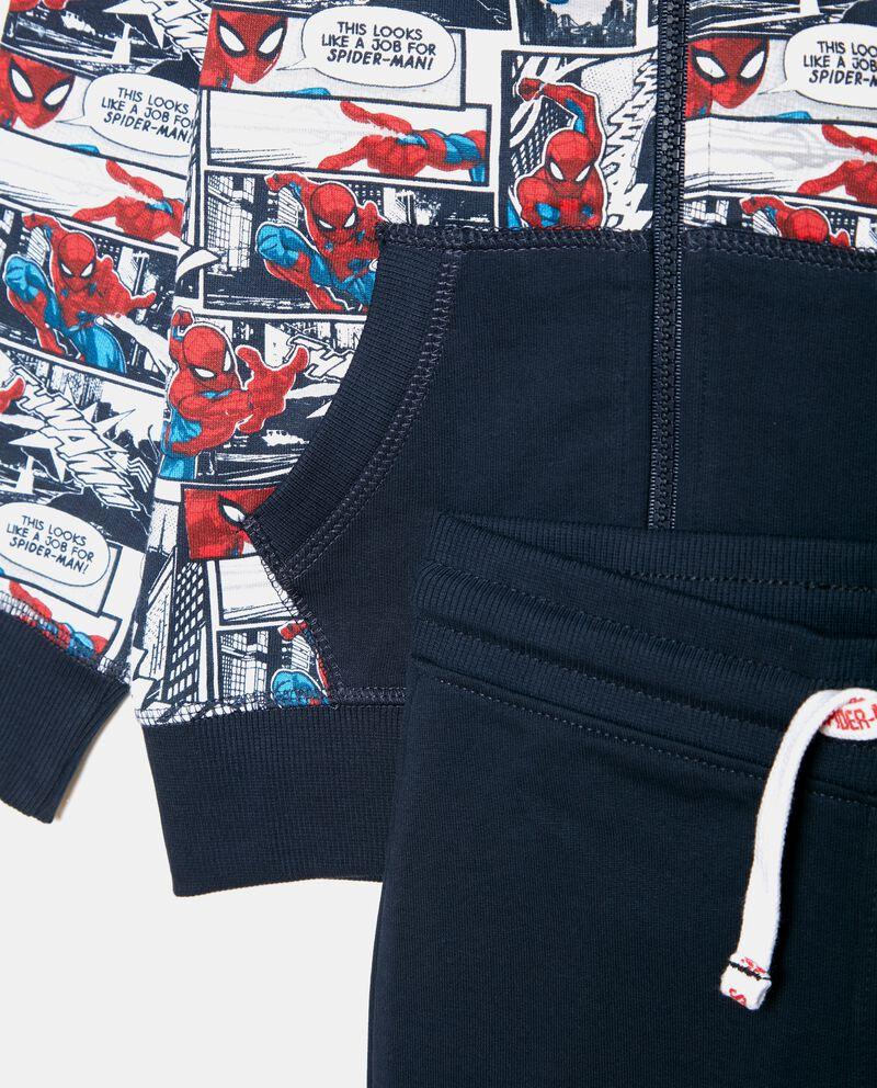 Set jogging Spiderman bambino