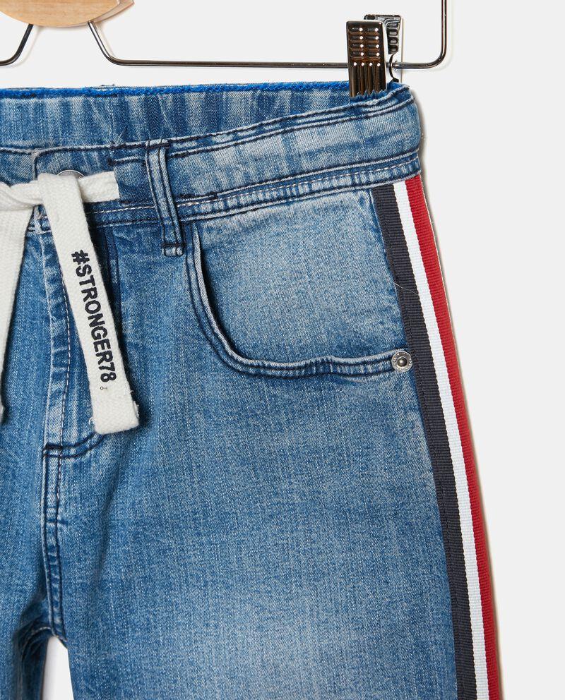 Jeans bande laterali ragazzo