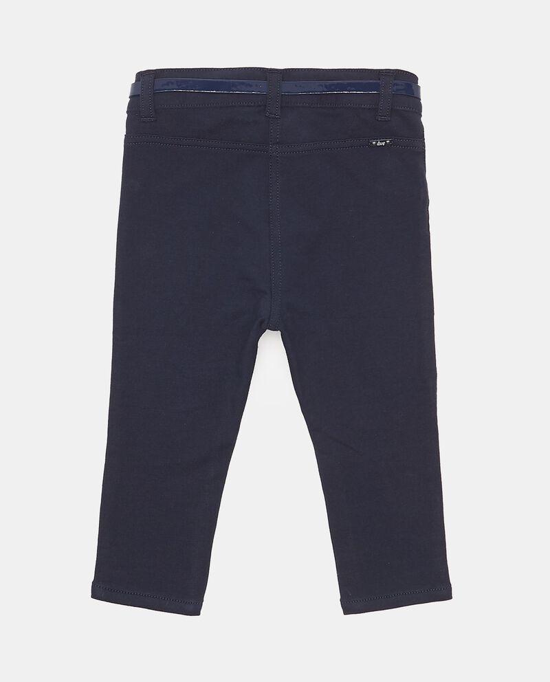 Pantalone con strass