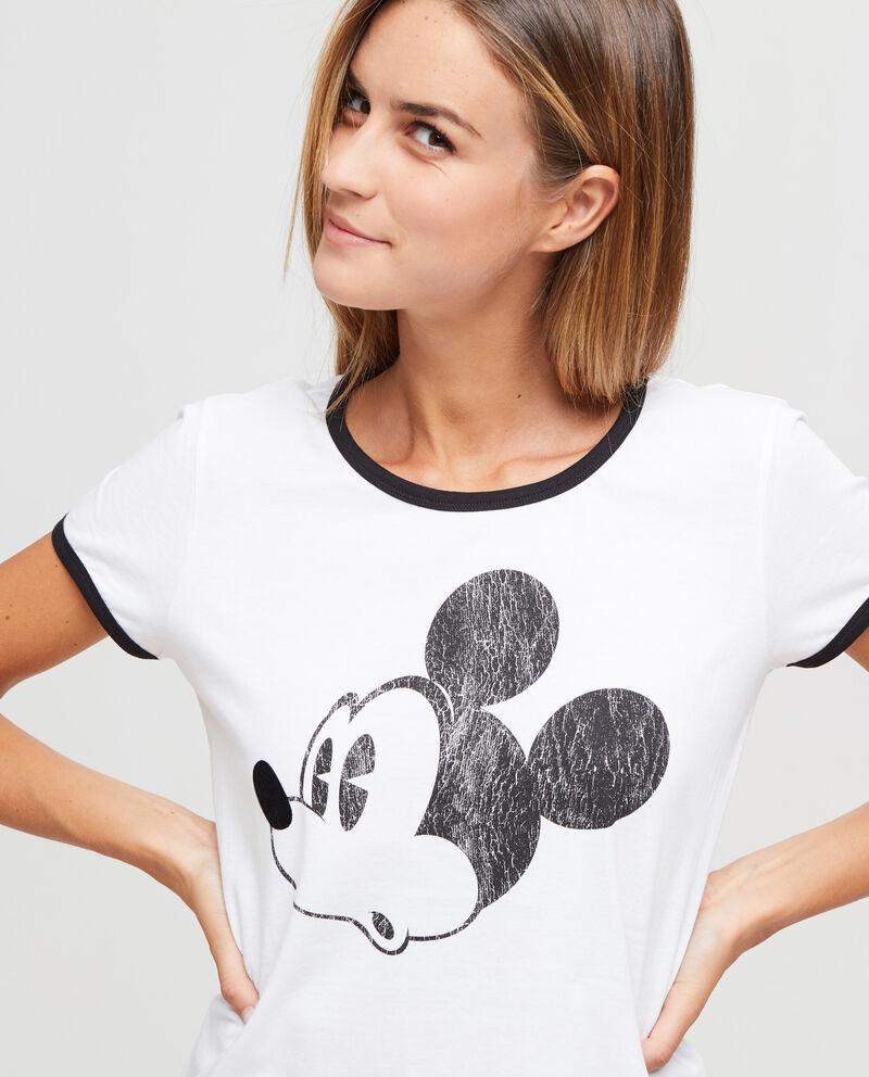 T-shirt puro cotone Mickey Mouse