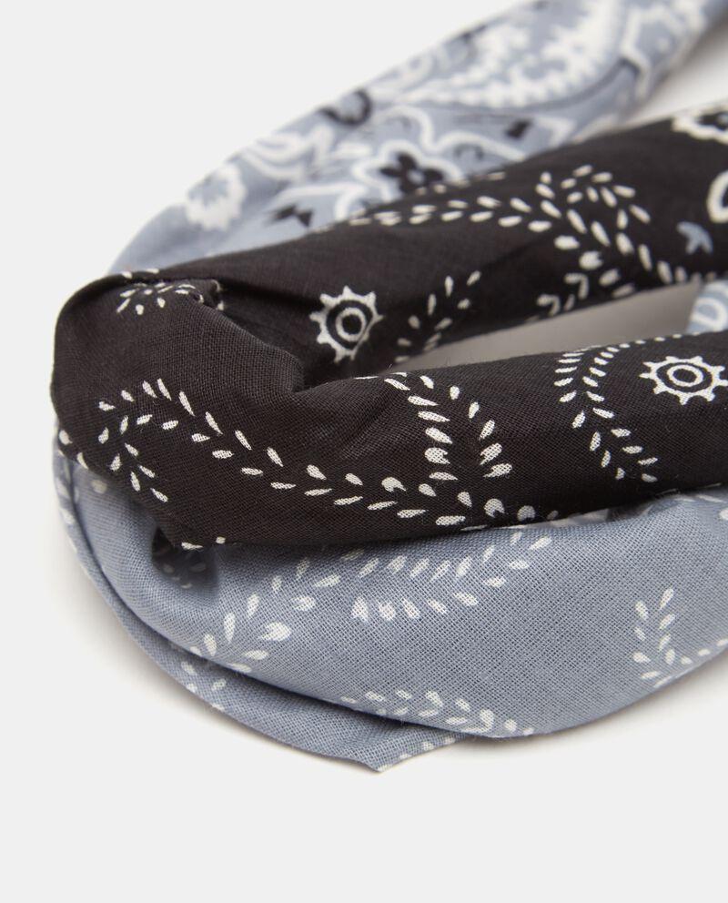 Set bandane in puro cotone uomo