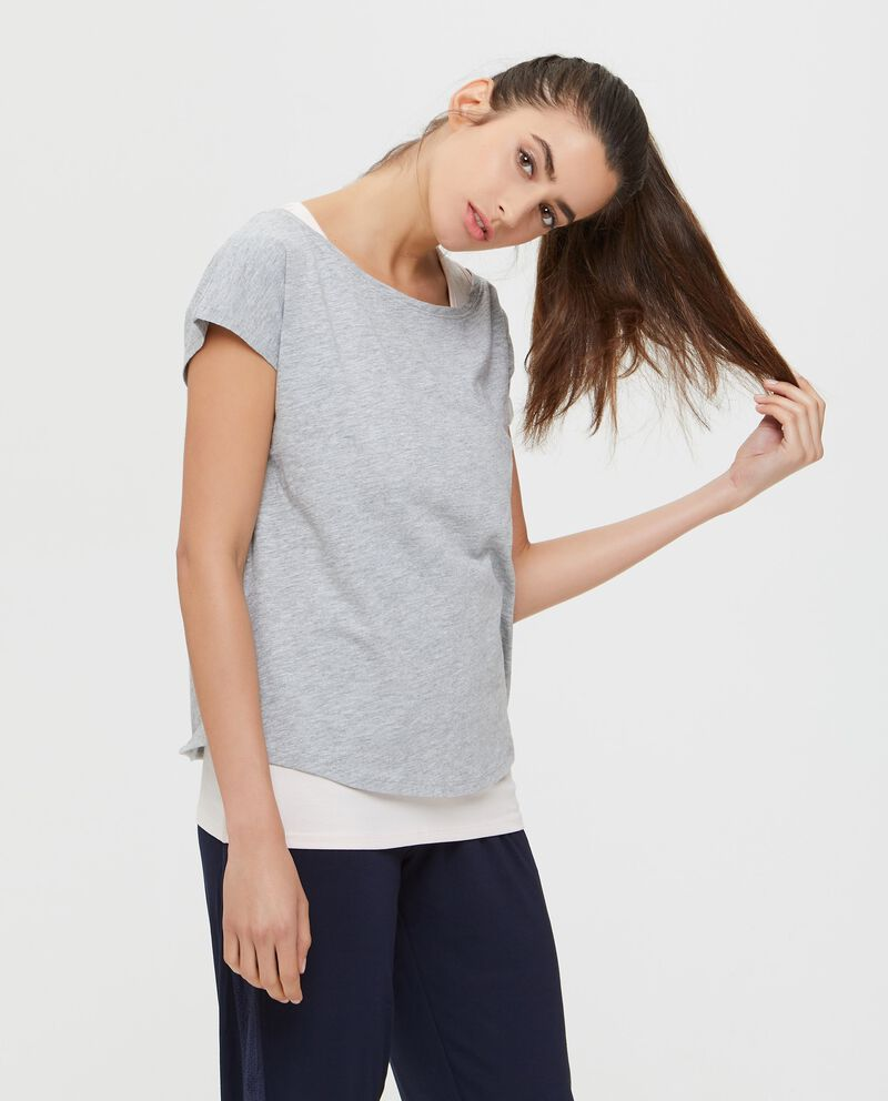 Set t-shirt e top sportivi stretch