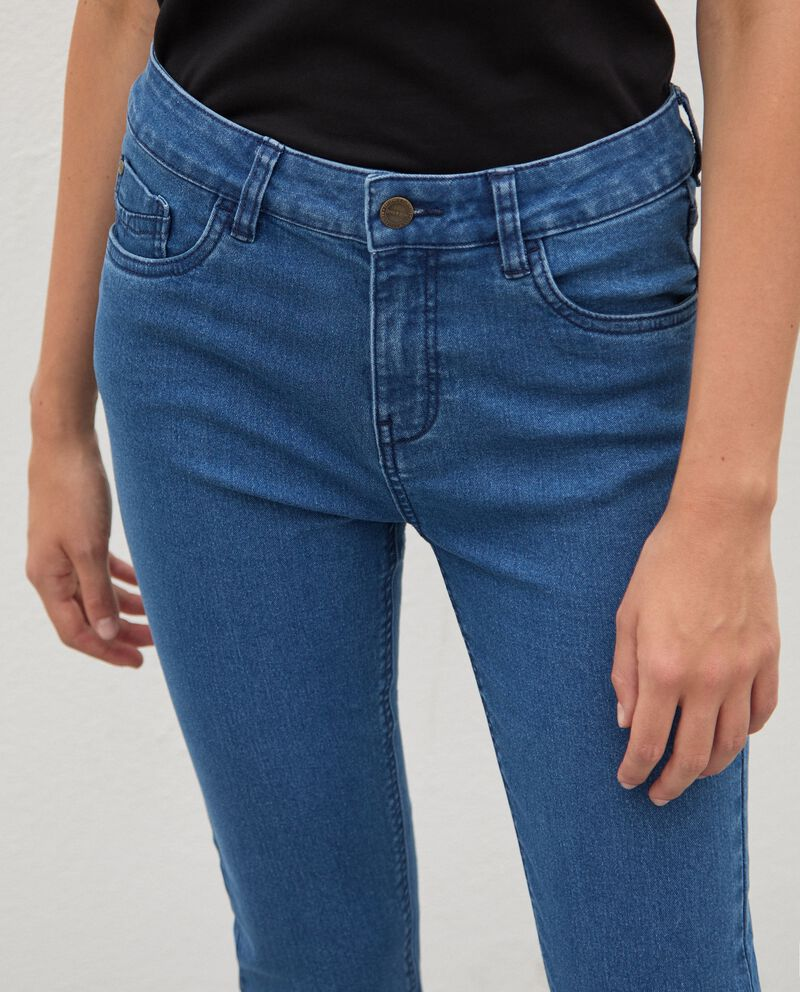 Jeans in cotone stretch slim fit single tile 2
