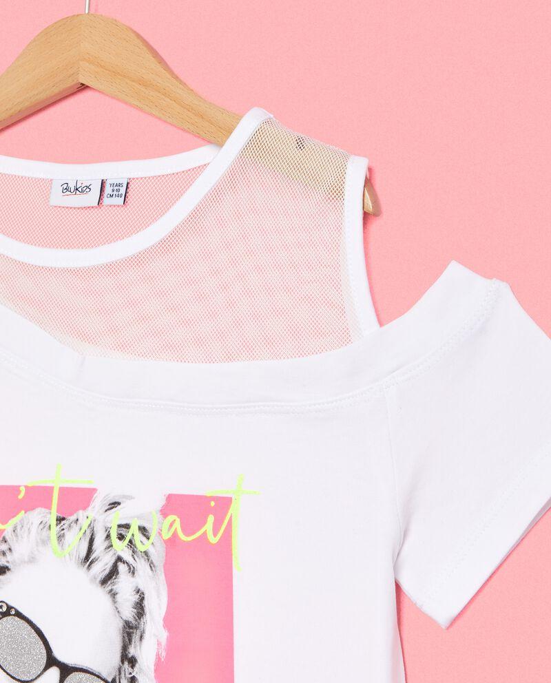 T-shirt ragazza fashion