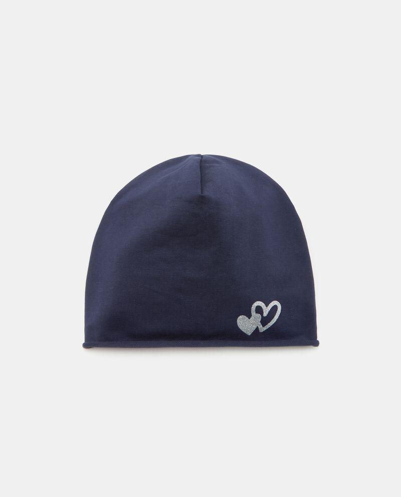 Cappellino con cuori