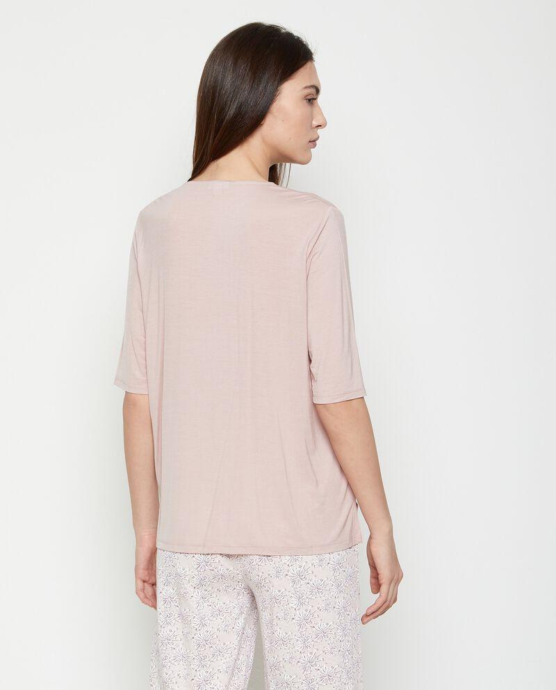 Maglia del pigiama in modal donna