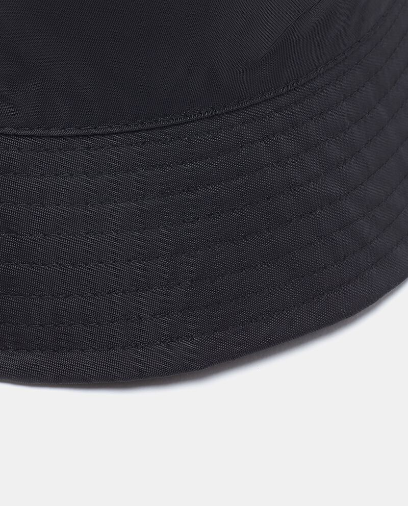 Cappello antipioggia in tinta unita donna