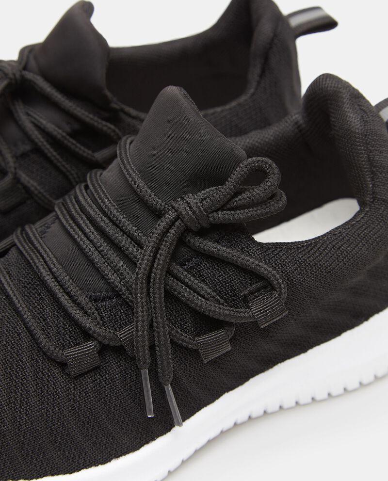 Sneakers con lacci donna single tile 1