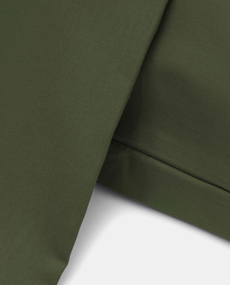 Lenzuolo singolo in puro cotone tinta unita single tile 1