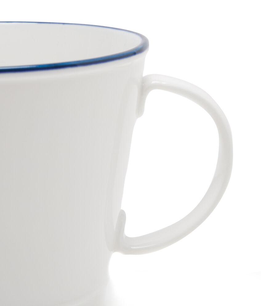 Mug in ceramica bordatura a contrasto