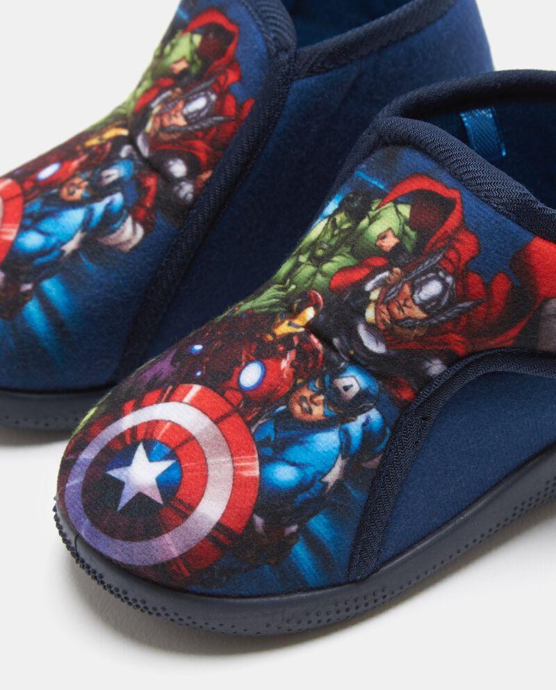 Scarpine con strappi Avengers