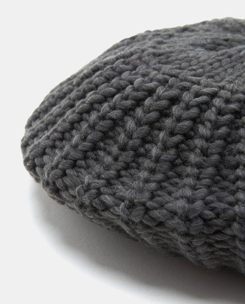 Basco in maglia donna
