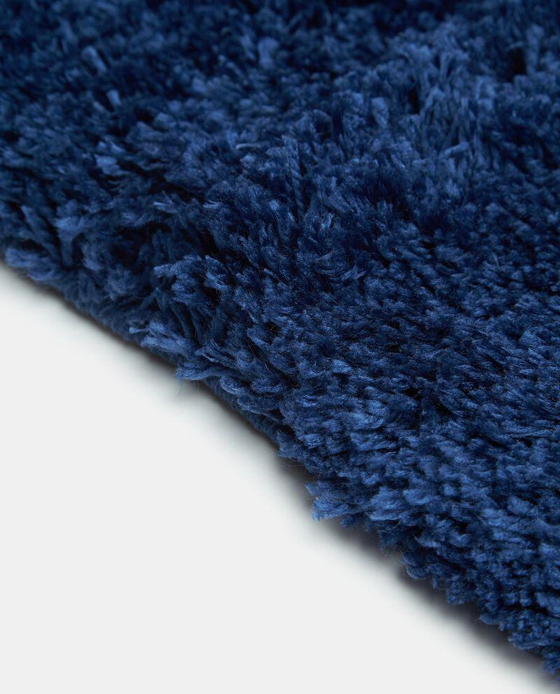 Tappeto a pelo lungo in cotone single tile 1