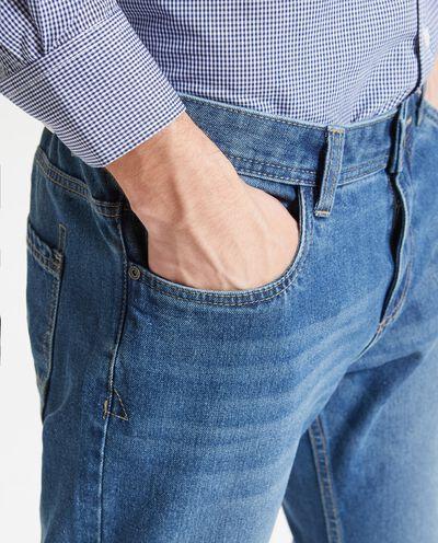 Jeans basic uomo regular