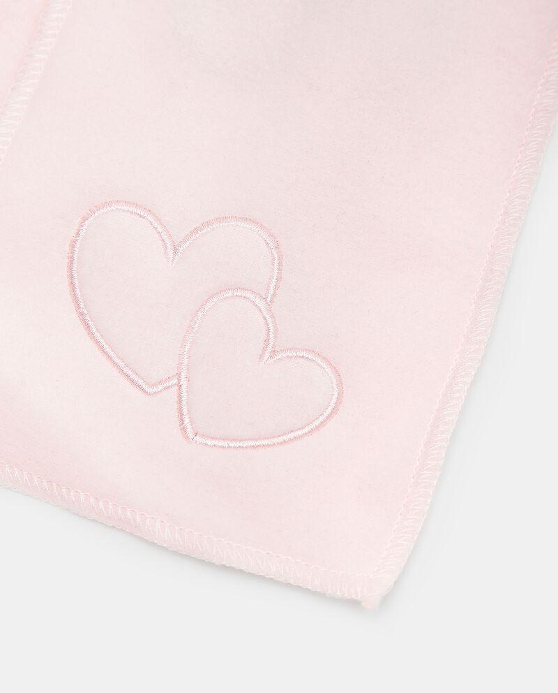 Sciarpa con ricami neonata single tile 1
