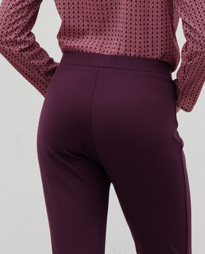 Leggings in polyviscosa donna detail 2