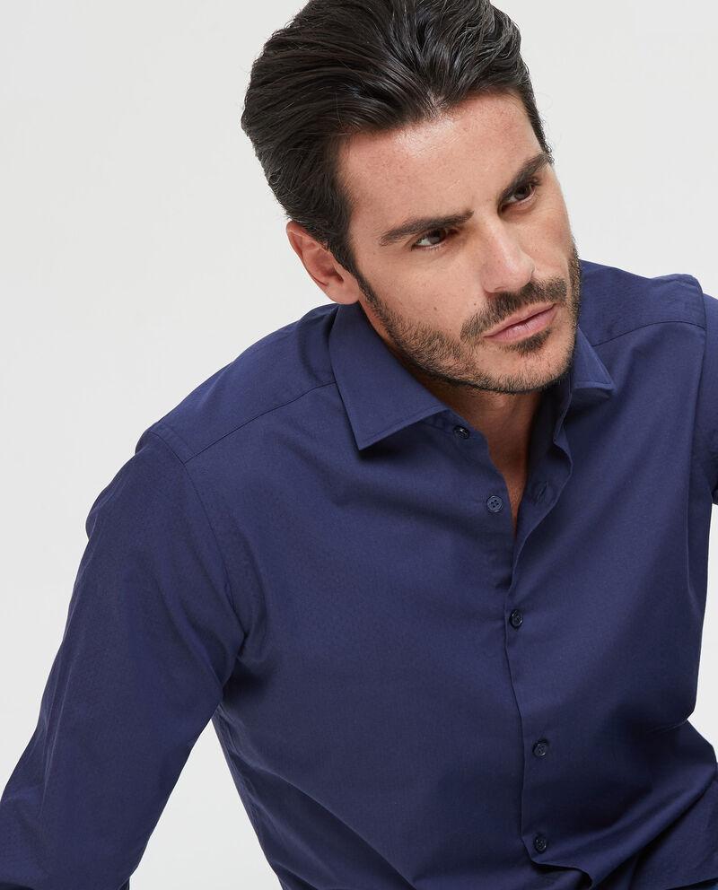 Camicia puro cotone colletto classico