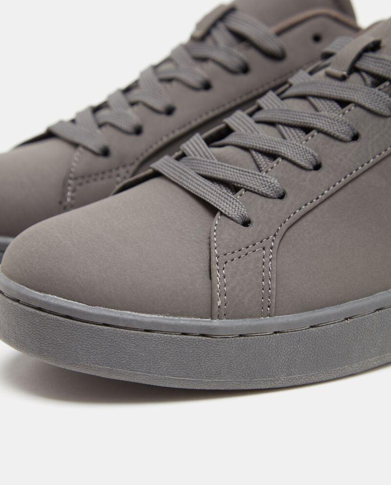 Sneakers in tinta unita uomo