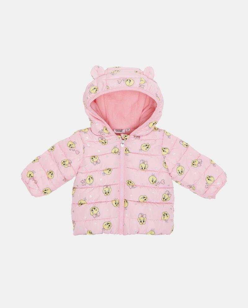 Piumino con fantasia Titti neonata