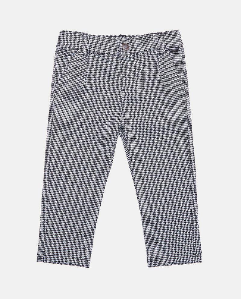 Pantaloni pied de poule neonato