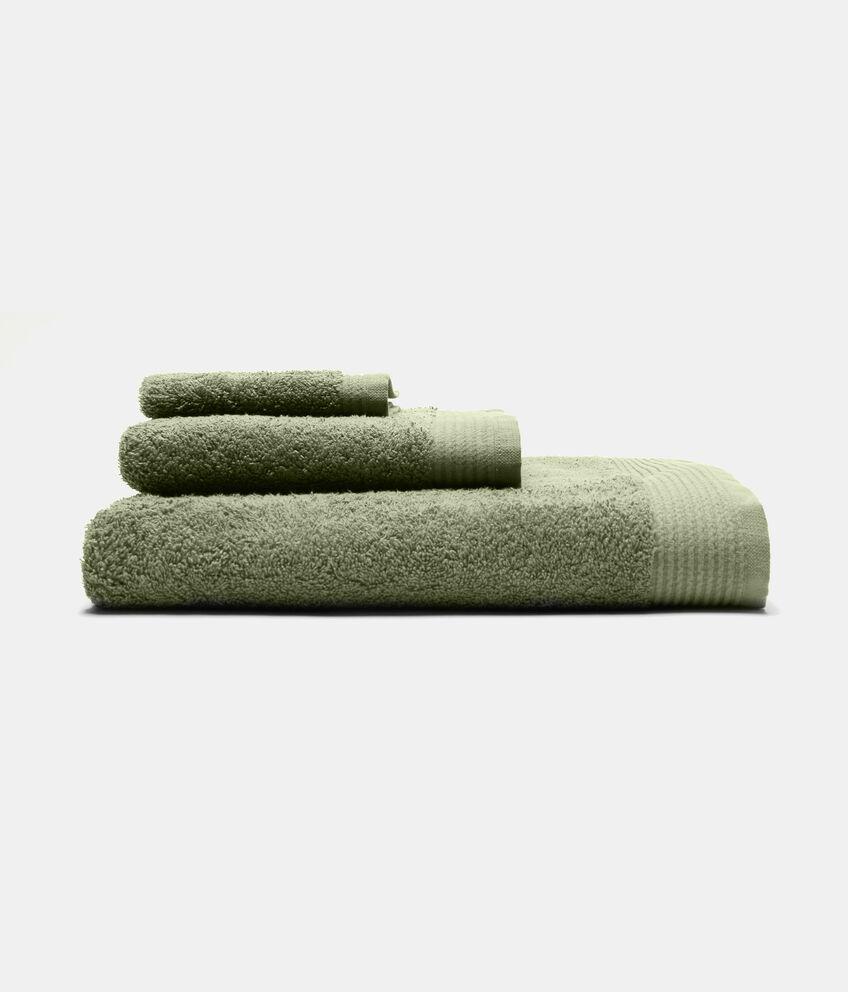 Asciugamano in tinta unita puro cotone