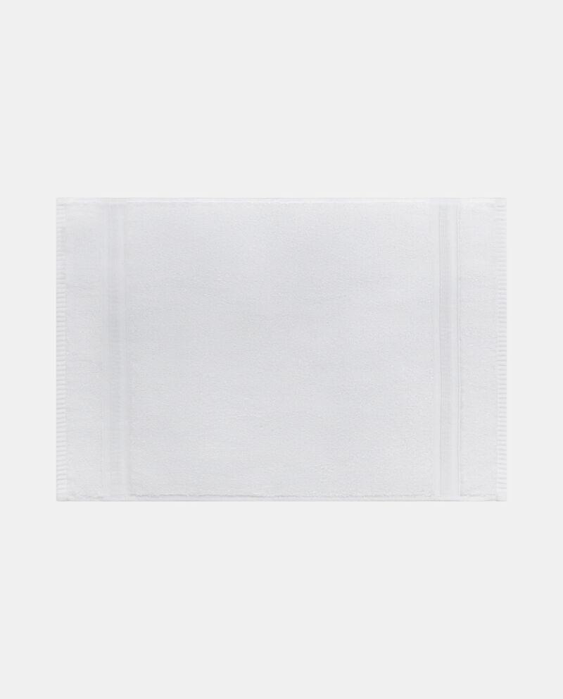 Asciugamano con decoro