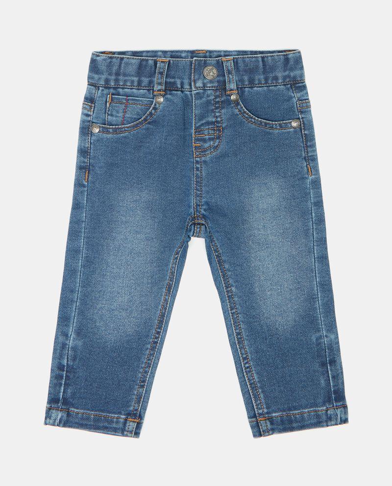 Jeans cinque tasche neonato