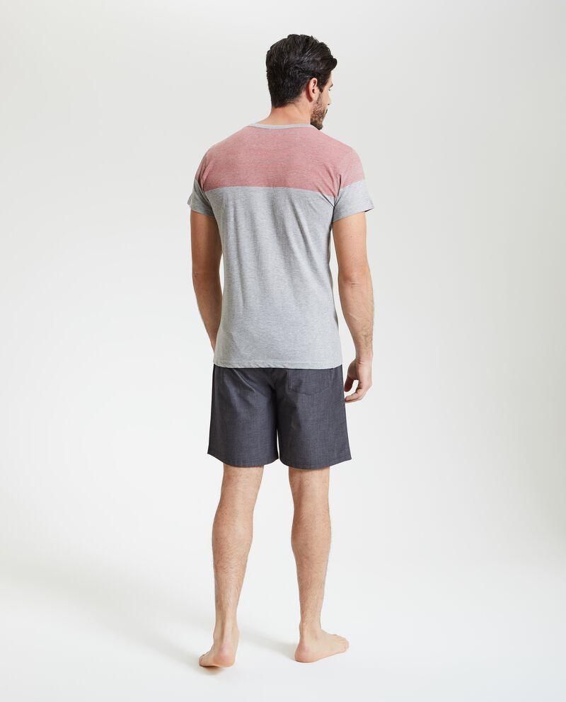 Bermuda pigiama uomo