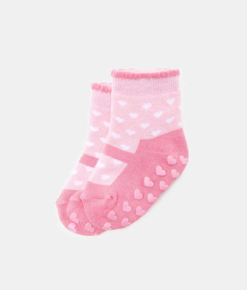 Calzini antiscivolo neonata corti