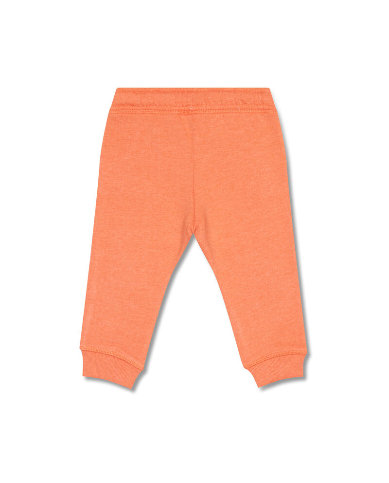 Pantaloni cotone mélange con coulisse