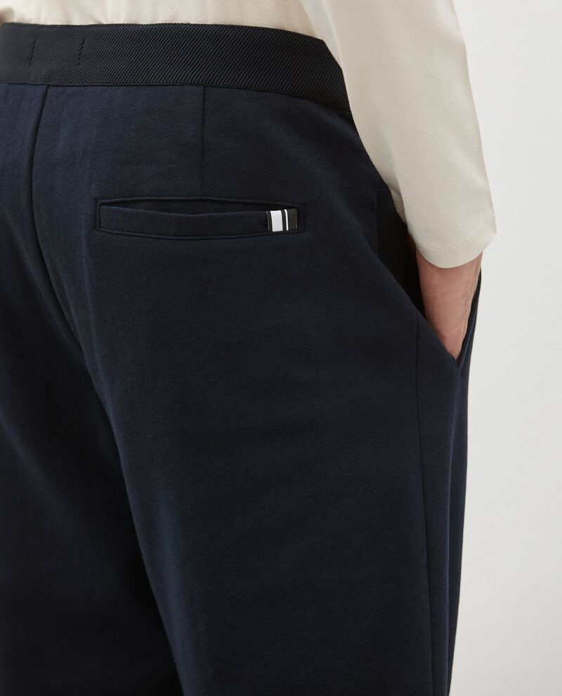 Joggers con coulisse in cotone Fitness uomo single tile 2