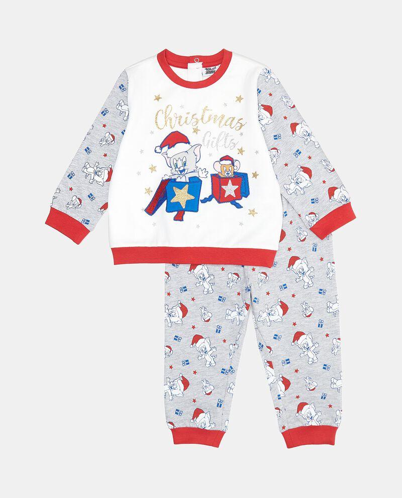 Set pigiama con fantasia Tom & Jerry neonato