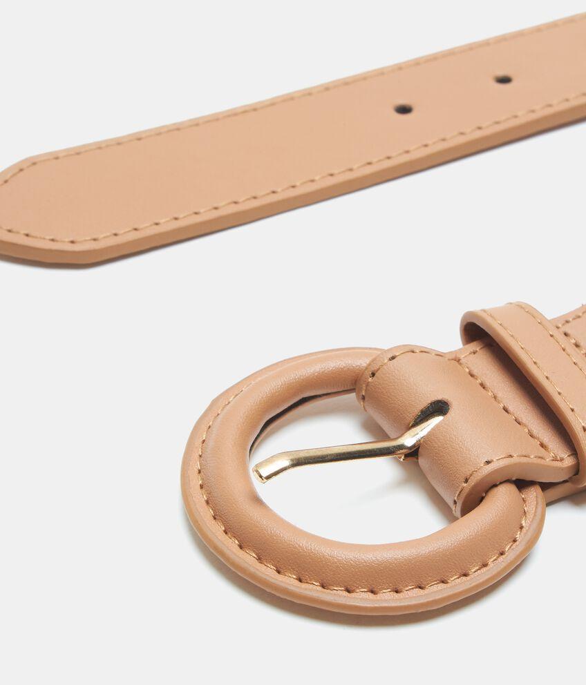 Cintura in tessuto donna