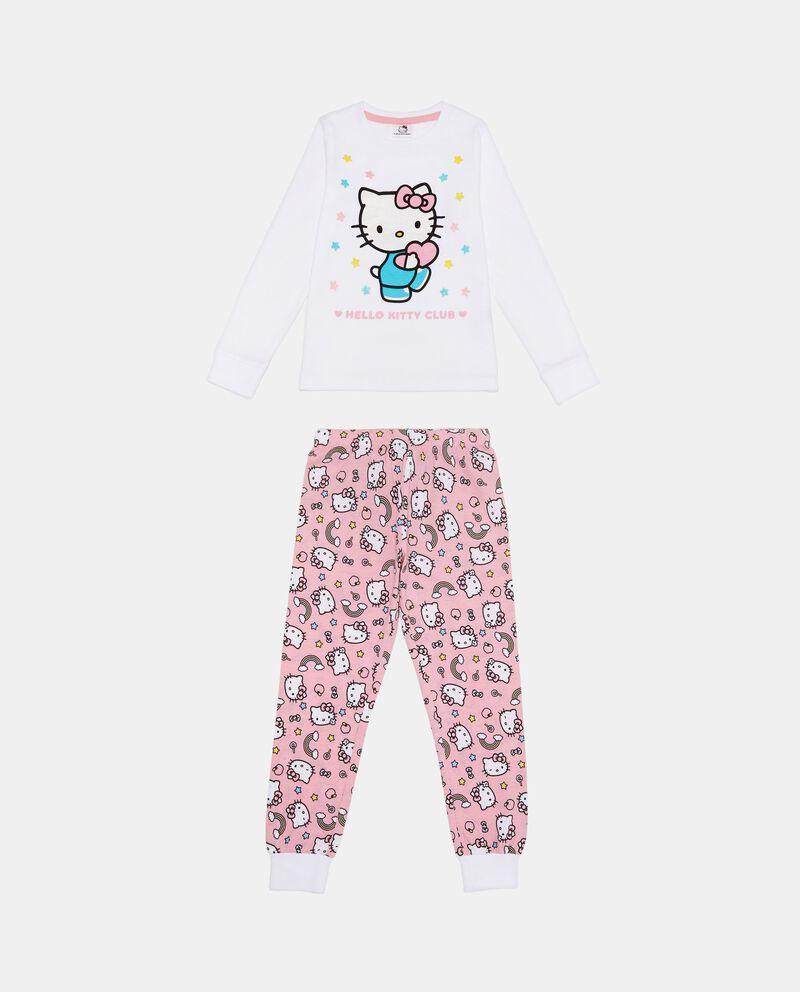 Pigiama maglia e pantaloni Hello Kitty