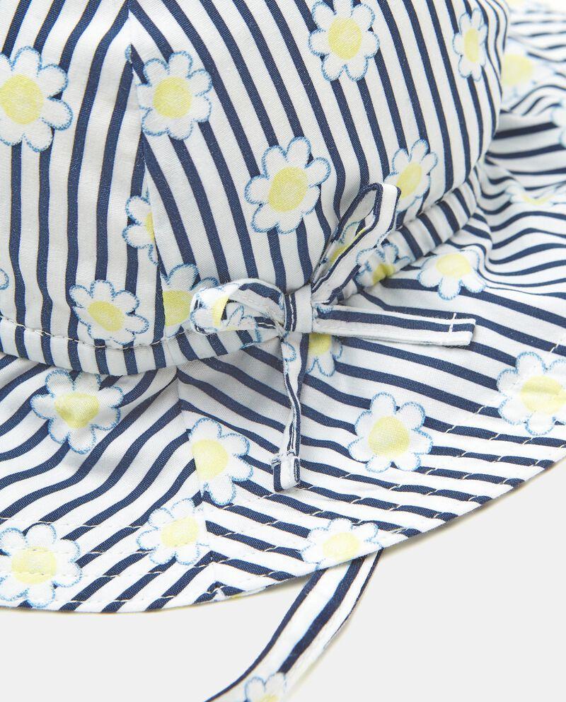 Cloche in puro cotone con stampa neonata single tile 1