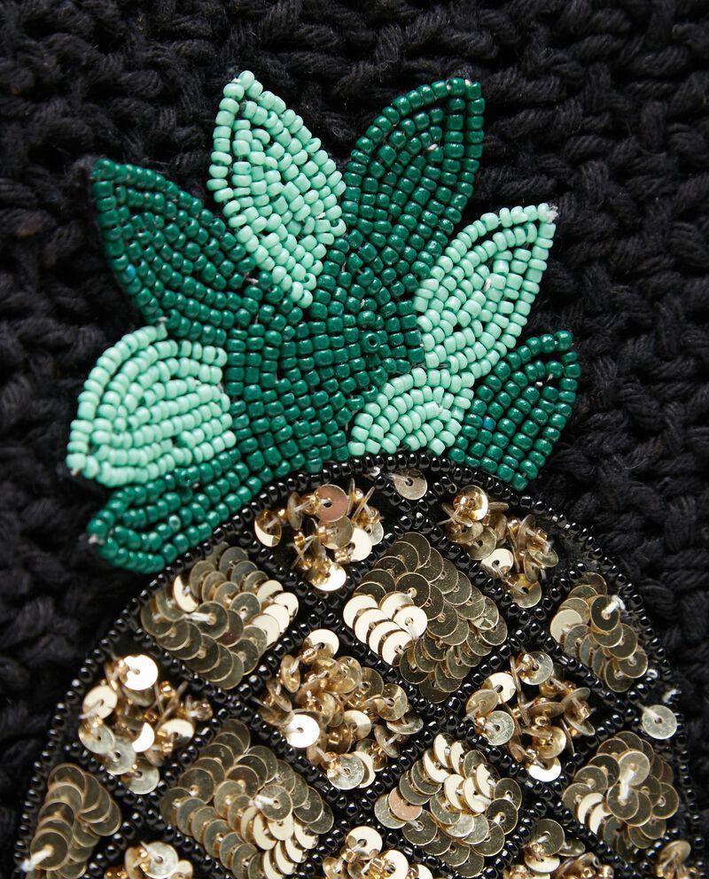Borsa mare crochet donna