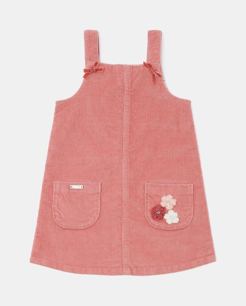 Vestitino con spalline neonata