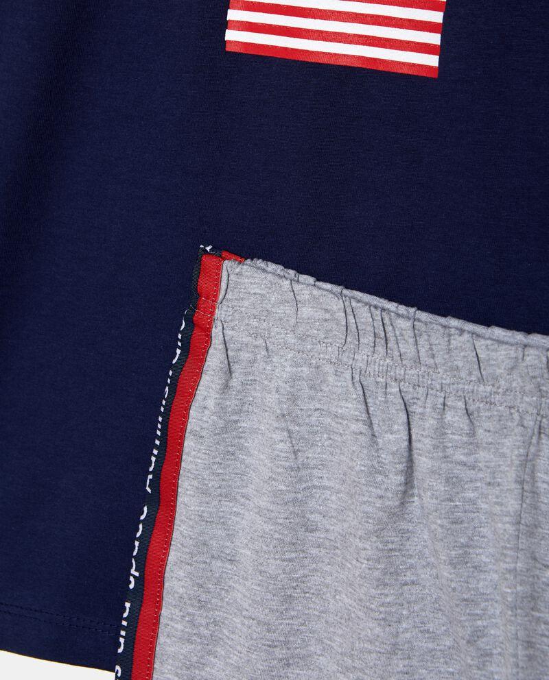 Set pigiama t-shirt e pantaloni ragazzo