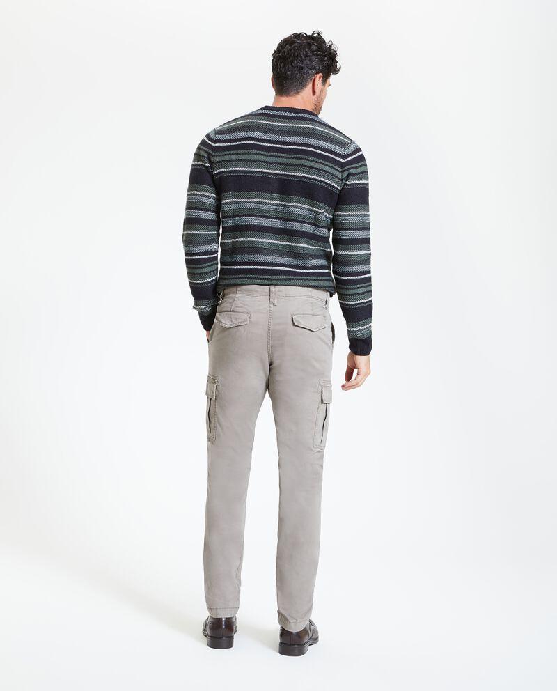 Pantaloni cargo uomo