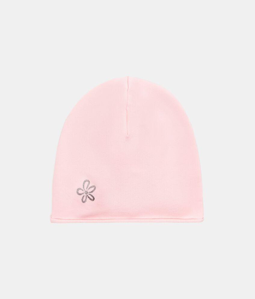 Cappello invernale in tinta unita