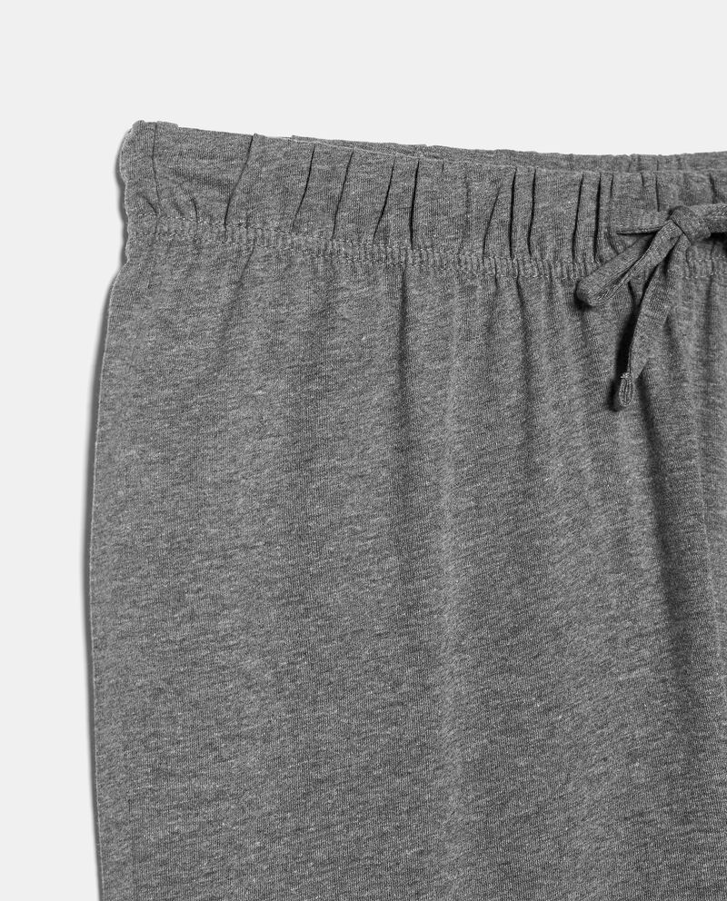 Pantaloni pigiama in cotone uomo