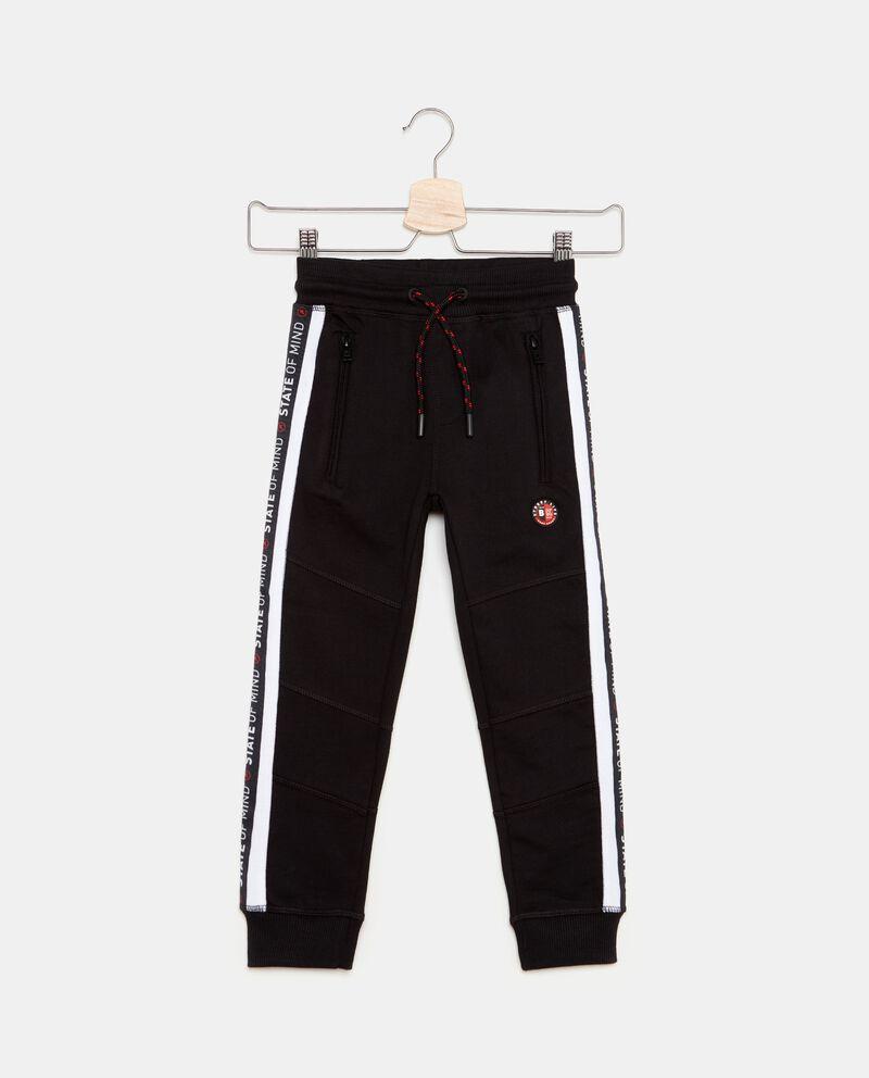 Pantaloni bande laterali